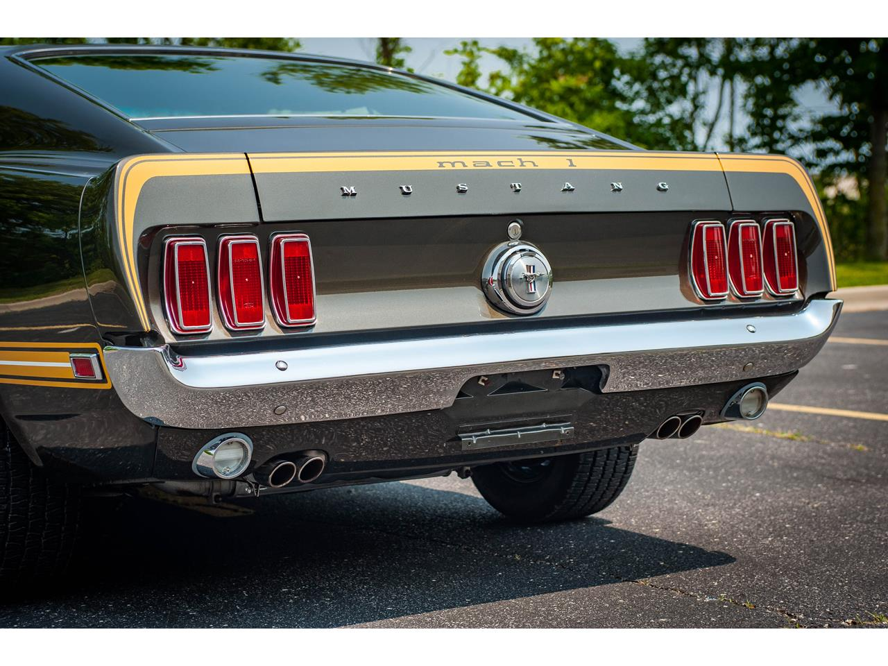 Large Picture of 1969 Mustang located in Illinois Offered by Gateway Classic Cars - St. Louis - QBA2