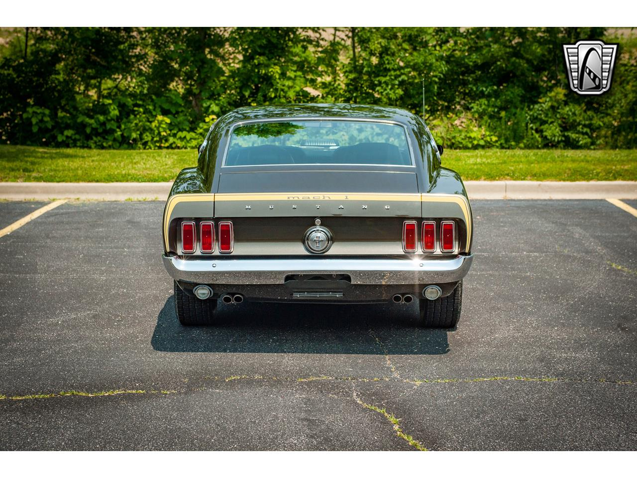 Large Picture of '69 Mustang Offered by Gateway Classic Cars - St. Louis - QBA2