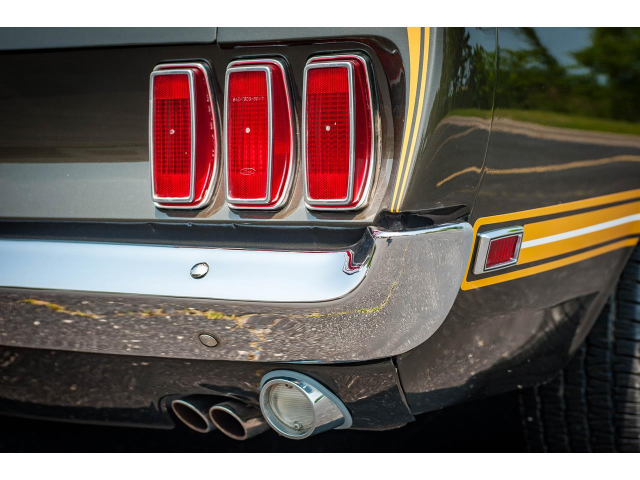 Large Picture of 1969 Mustang Offered by Gateway Classic Cars - St. Louis - QBA2