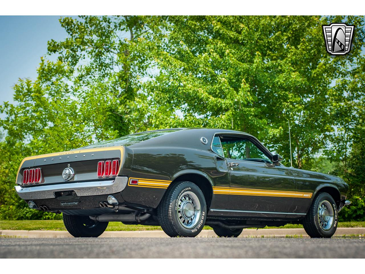 Large Picture of '69 Mustang - $97,500.00 Offered by Gateway Classic Cars - St. Louis - QBA2