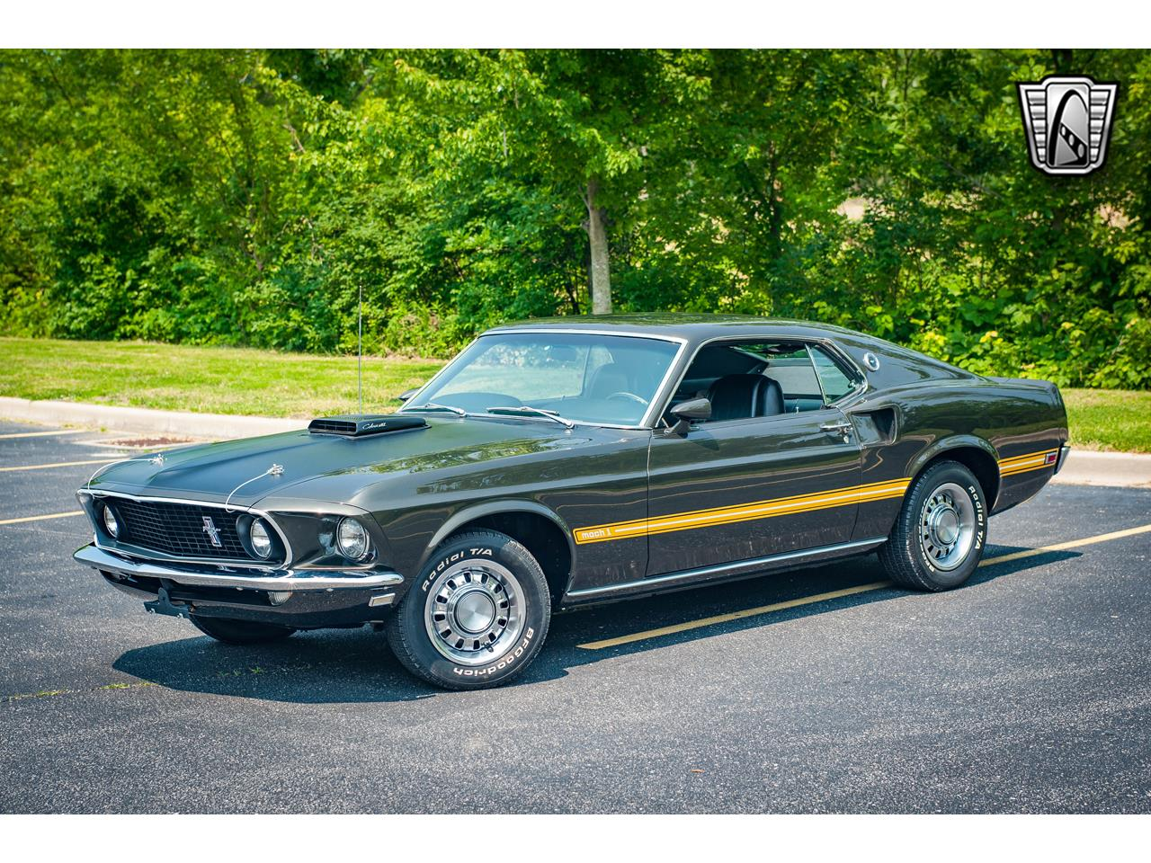 Large Picture of Classic '69 Mustang - QBA2
