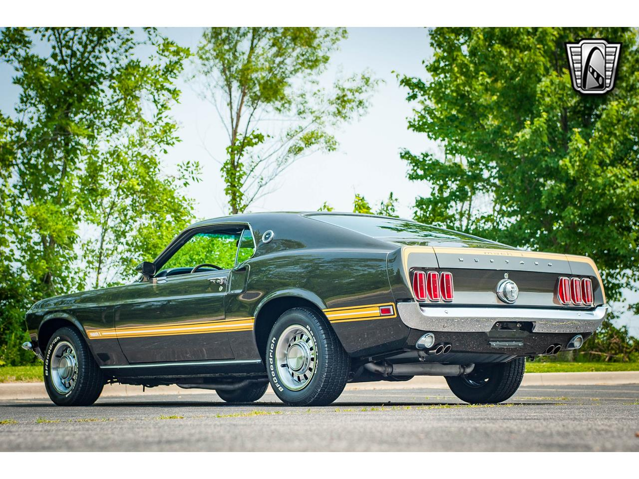 Large Picture of Classic '69 Ford Mustang located in O'Fallon Illinois - $97,500.00 Offered by Gateway Classic Cars - St. Louis - QBA2