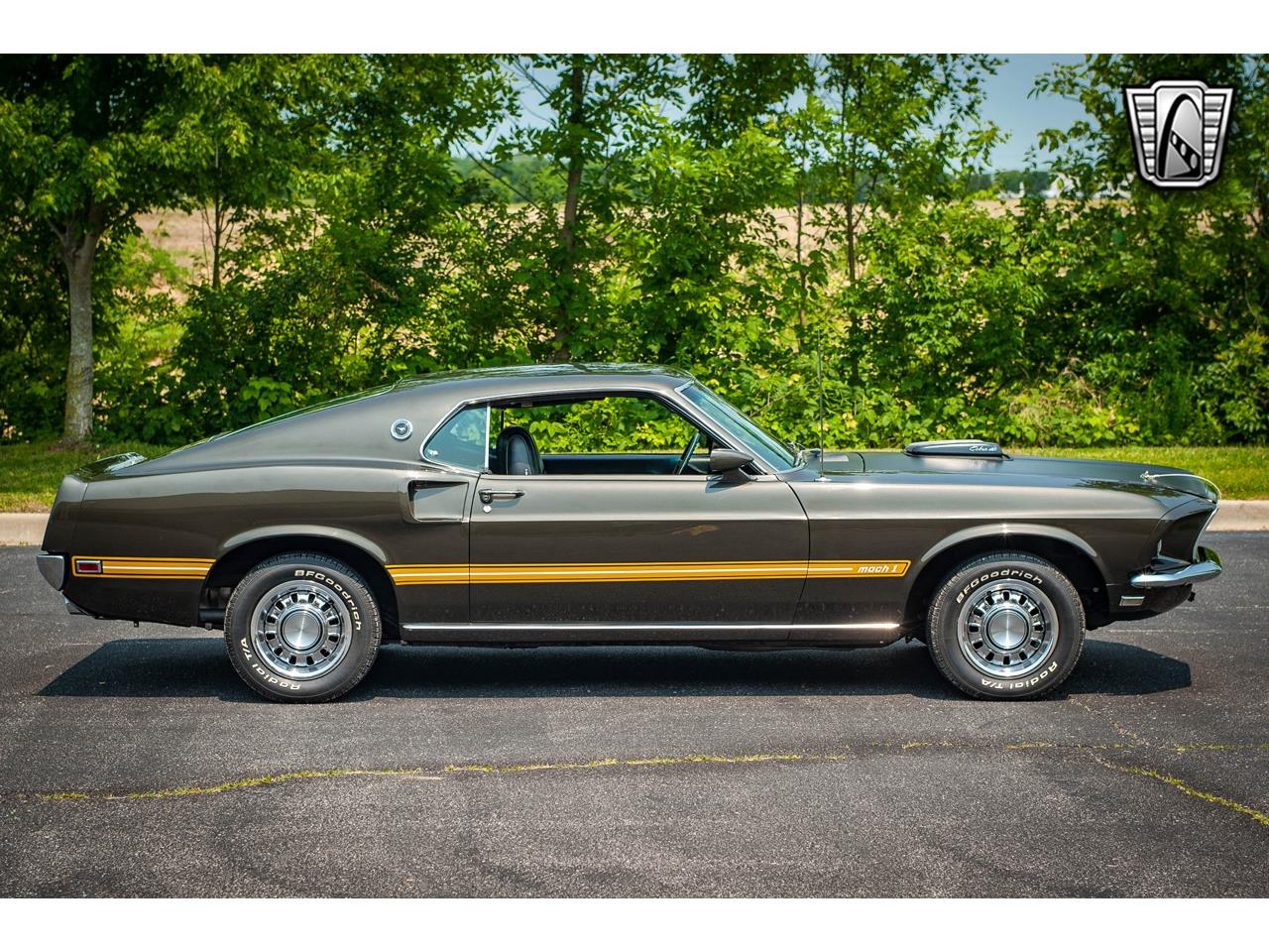 Large Picture of 1969 Ford Mustang located in Illinois - QBA2