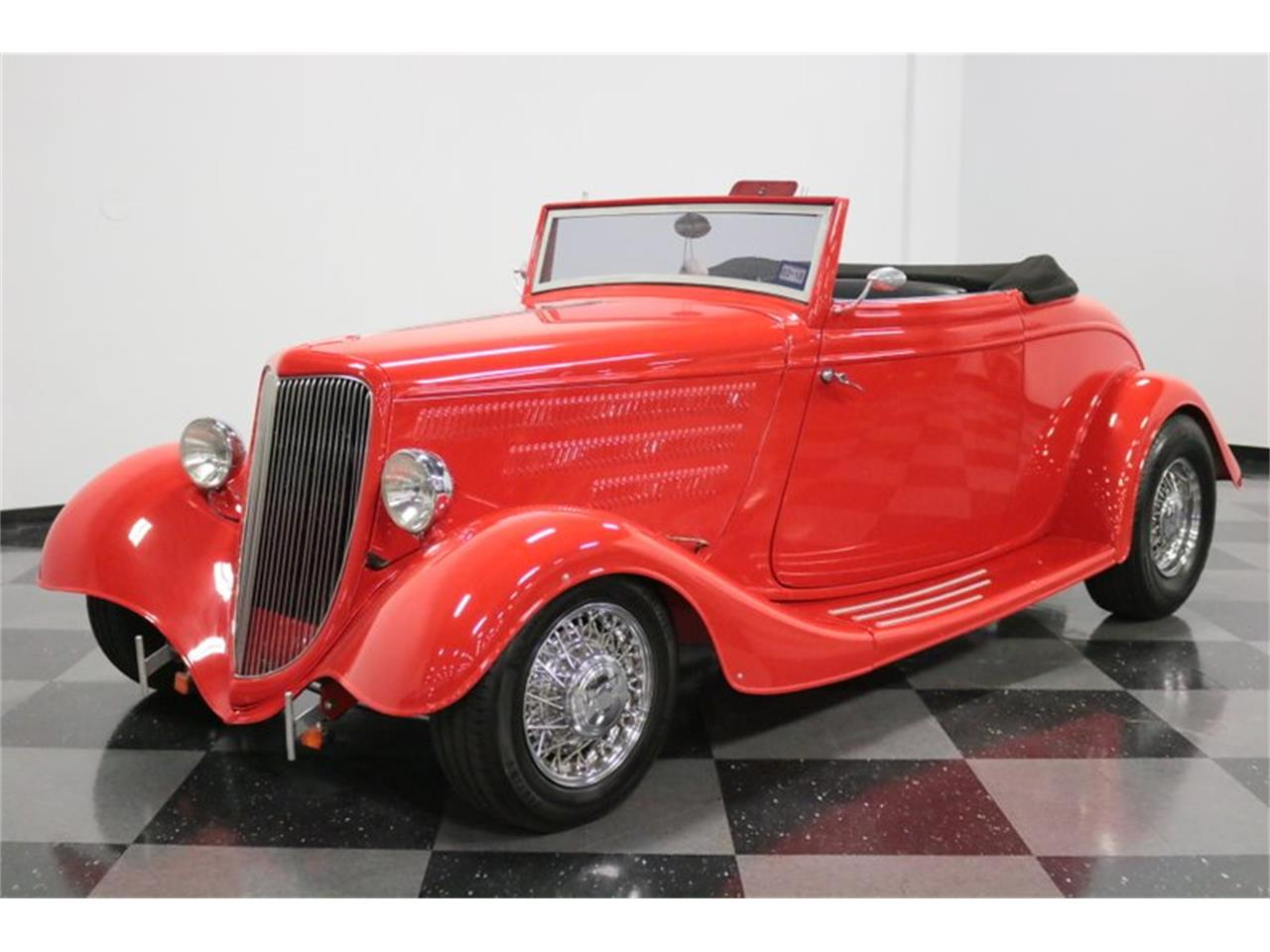 Large Picture of '34 Cabriolet - QBA9