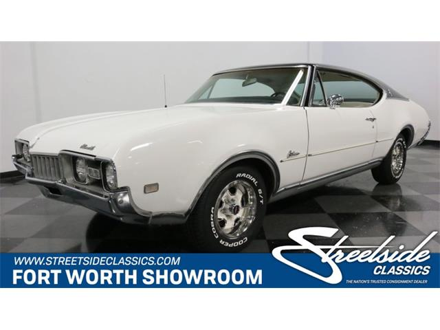 Picture of Classic 1968 Oldsmobile Cutlass Offered by  - QBAC