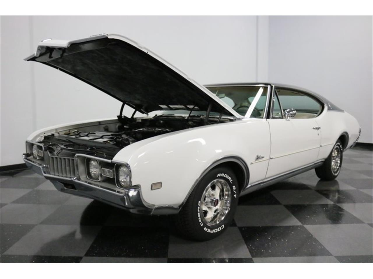 Large Picture of '68 Cutlass - QBAC