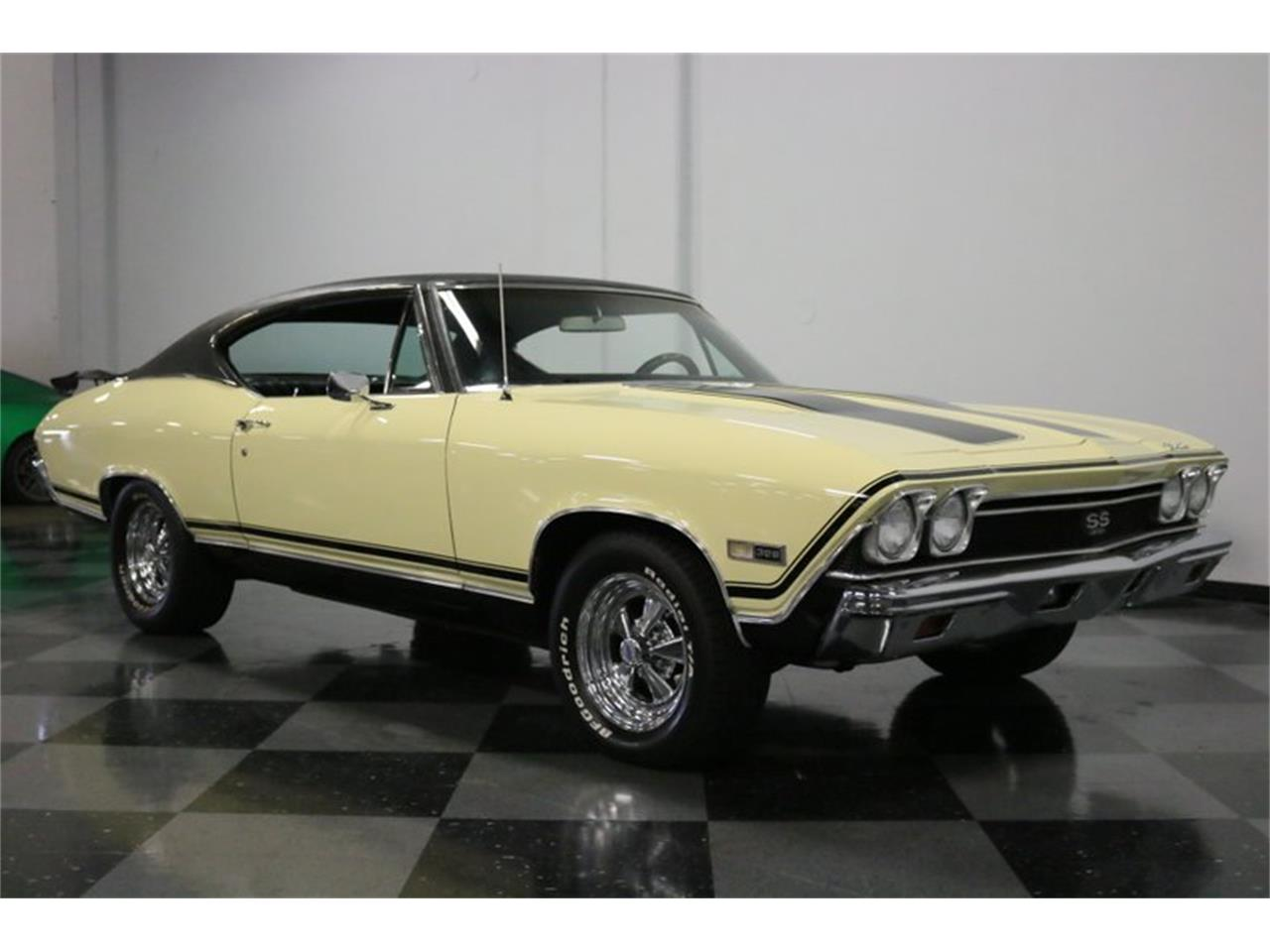 Large Picture of '68 Chevelle - QBAE