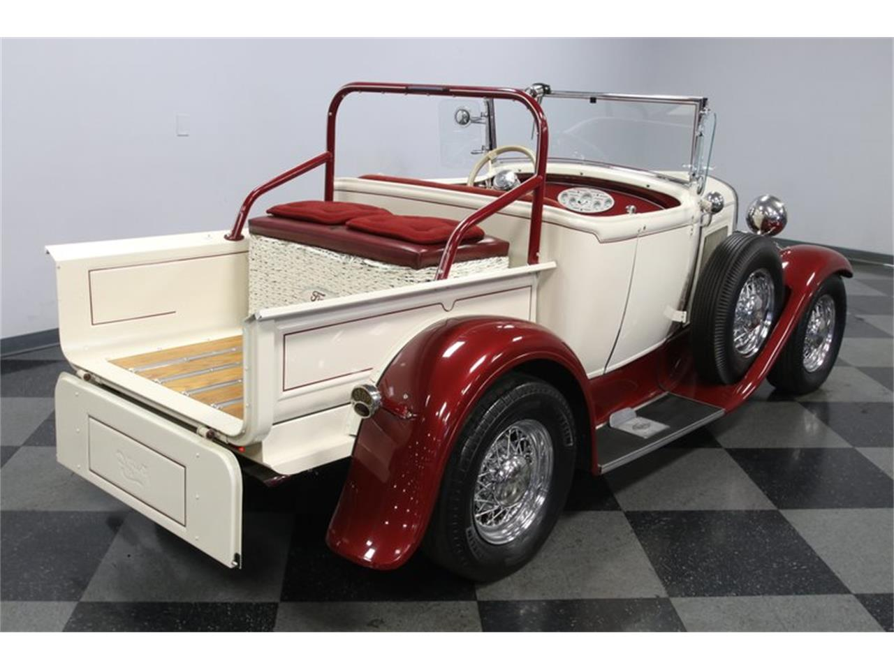 Large Picture of '31 Model A - QBAF