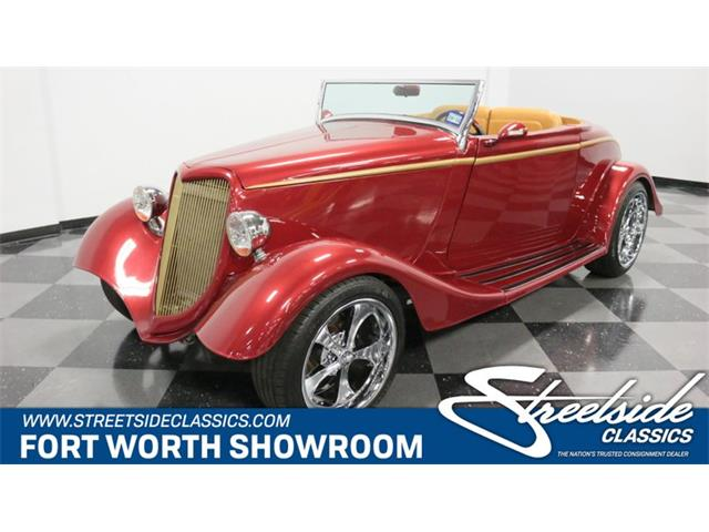 Picture of '34 Cabriolet - QBAH