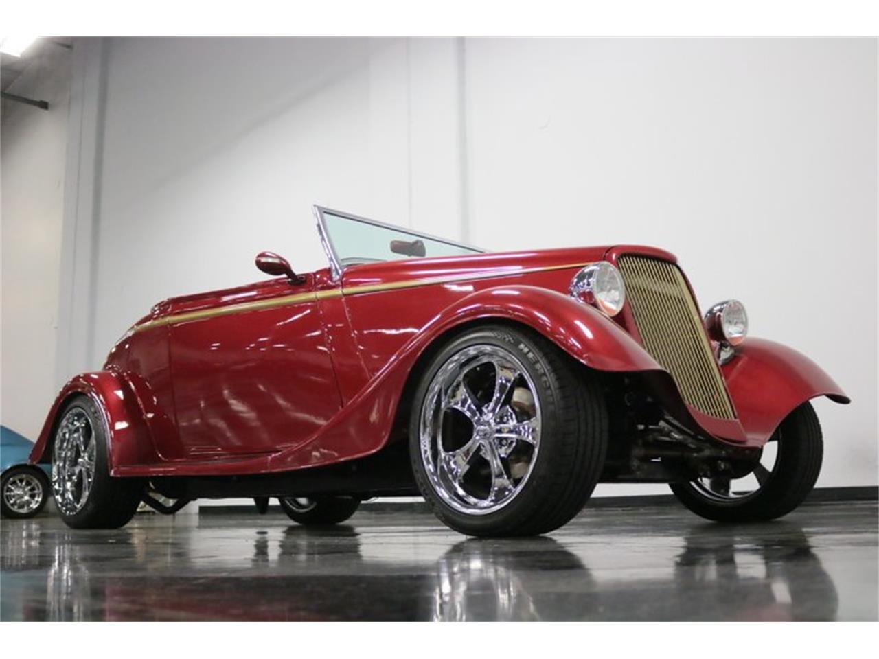 Large Picture of '34 Cabriolet - QBAH