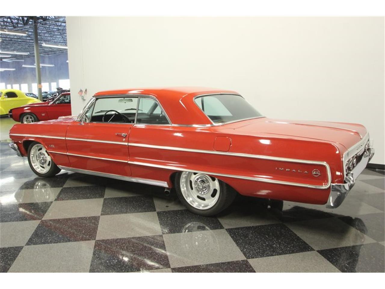 Large Picture of '64 Impala - QBAJ