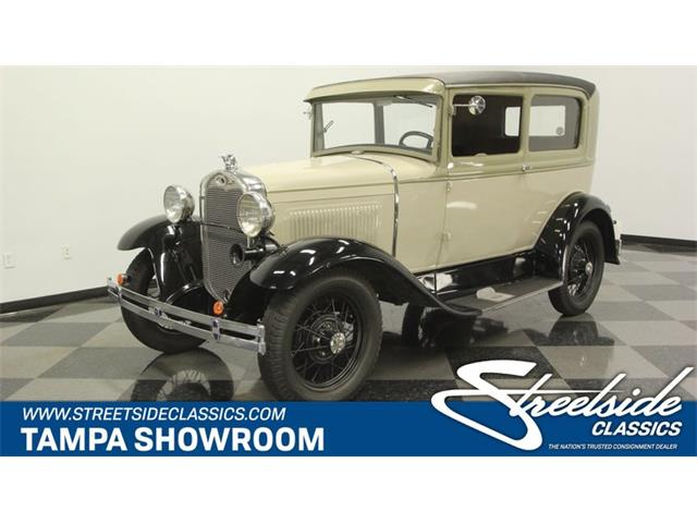 Picture of Classic 1930 Ford Model A - QBAK
