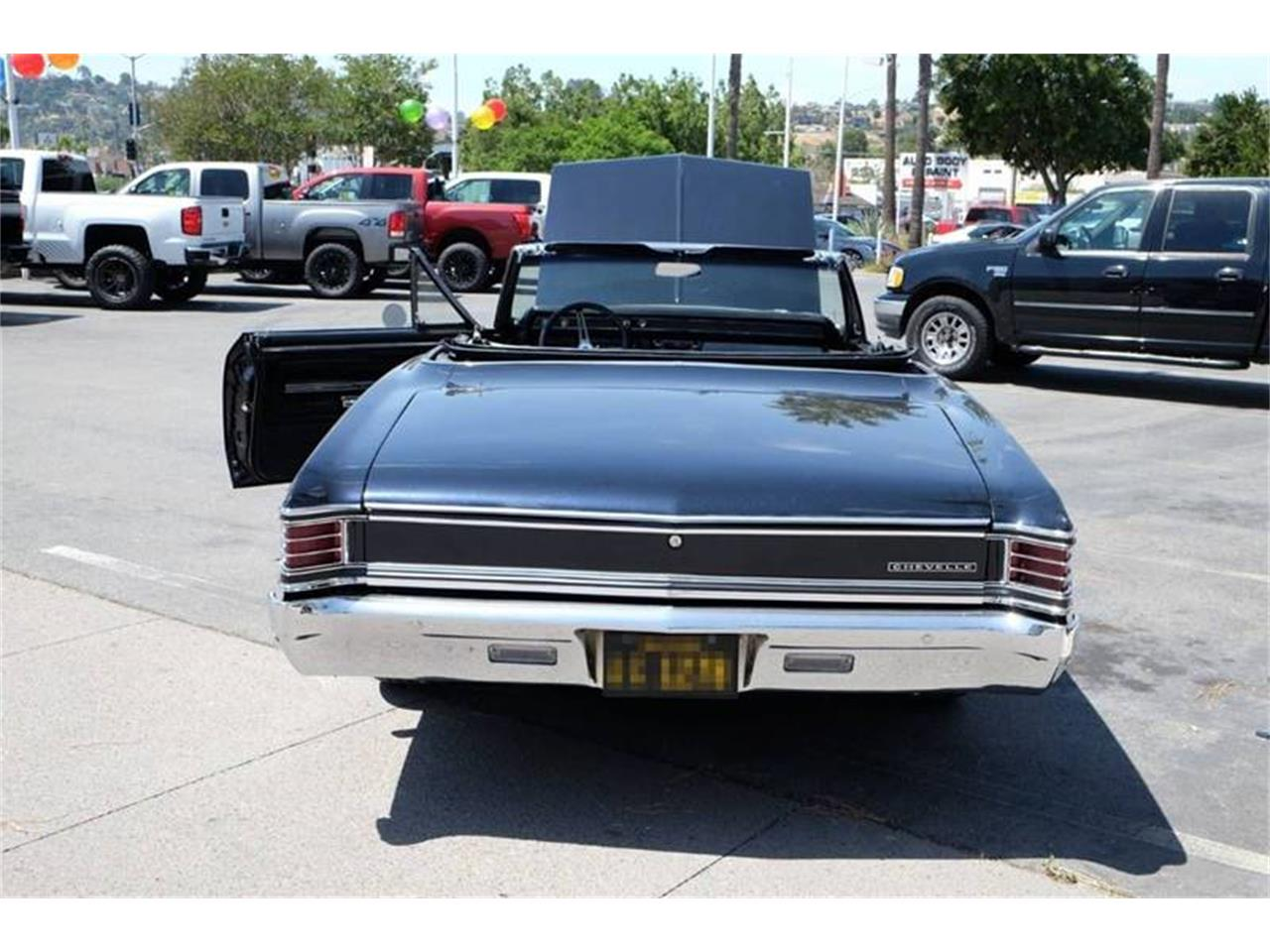Large Picture of '67 Chevelle Malibu - QBAQ