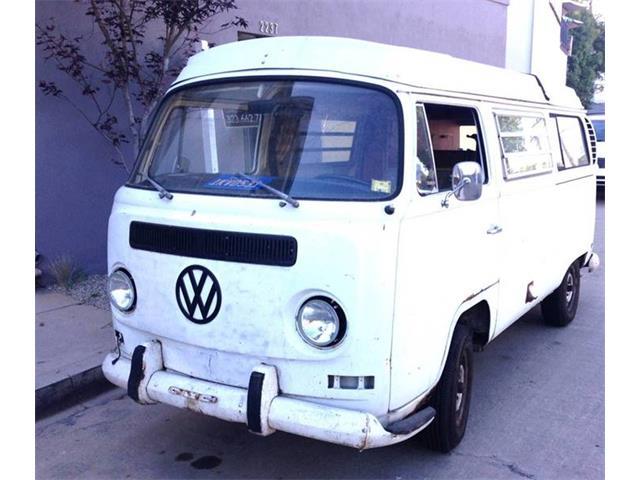 1971 Volkswagen Vanagon