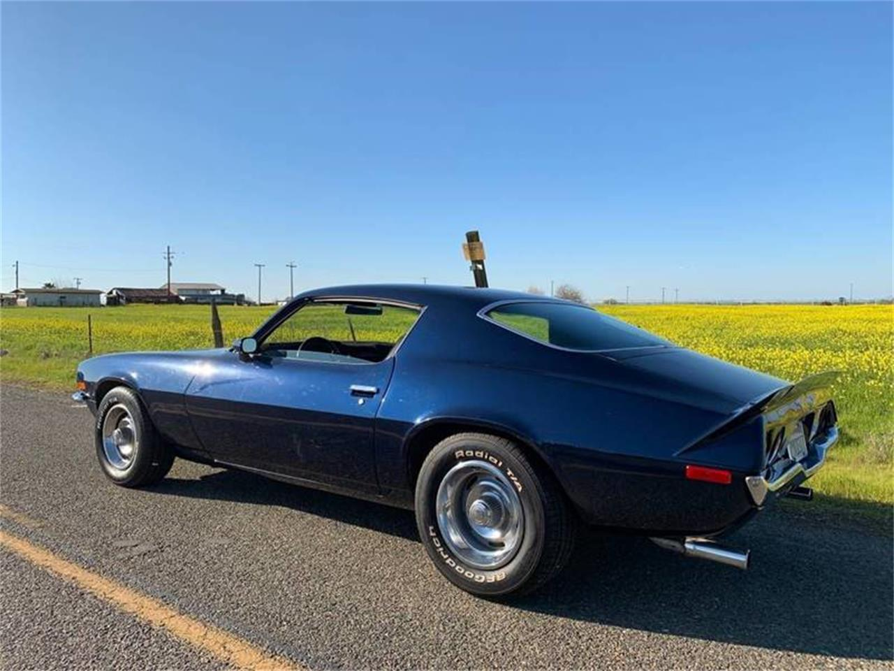 Large Picture of '72 Camaro - QBAU