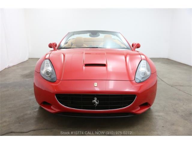 Picture of '10 Ferrari California located in California - $76,500.00 - QBB2