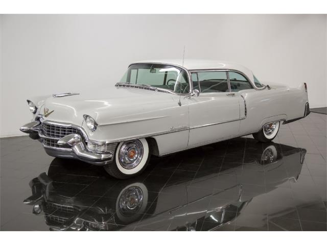 Picture of '55 Cadillac Coupe DeVille Offered by  - Q5YC