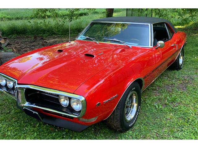 Picture of Classic 1968 Firebird located in Uncasville Connecticut Offered by  - QBBF