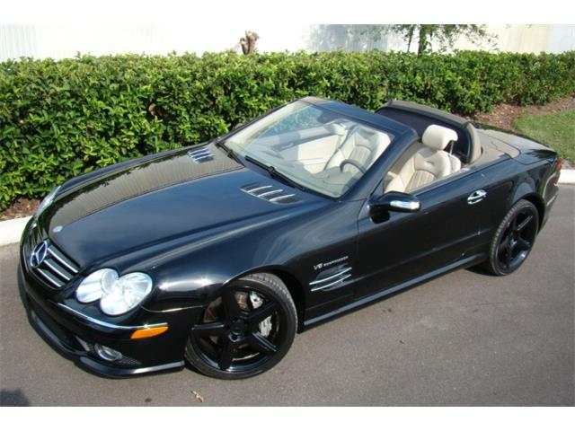 Picture of '07 Mercedes-Benz SL55 located in Connecticut Auction Vehicle Offered by  - QBBG