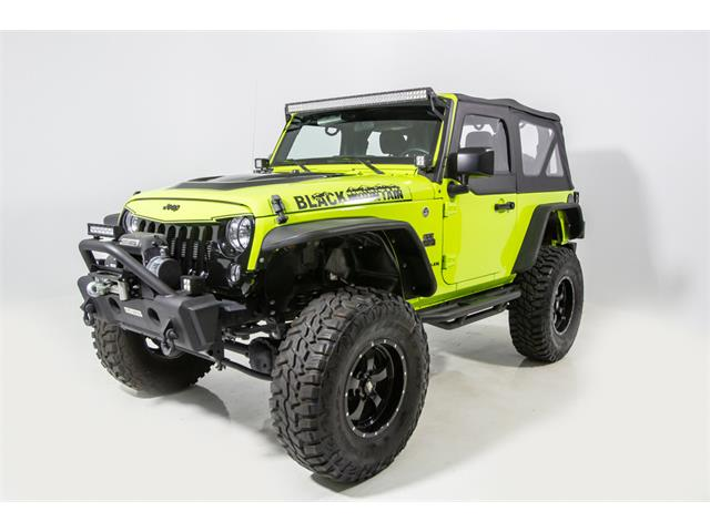 Picture of '16 Wrangler - QBBR