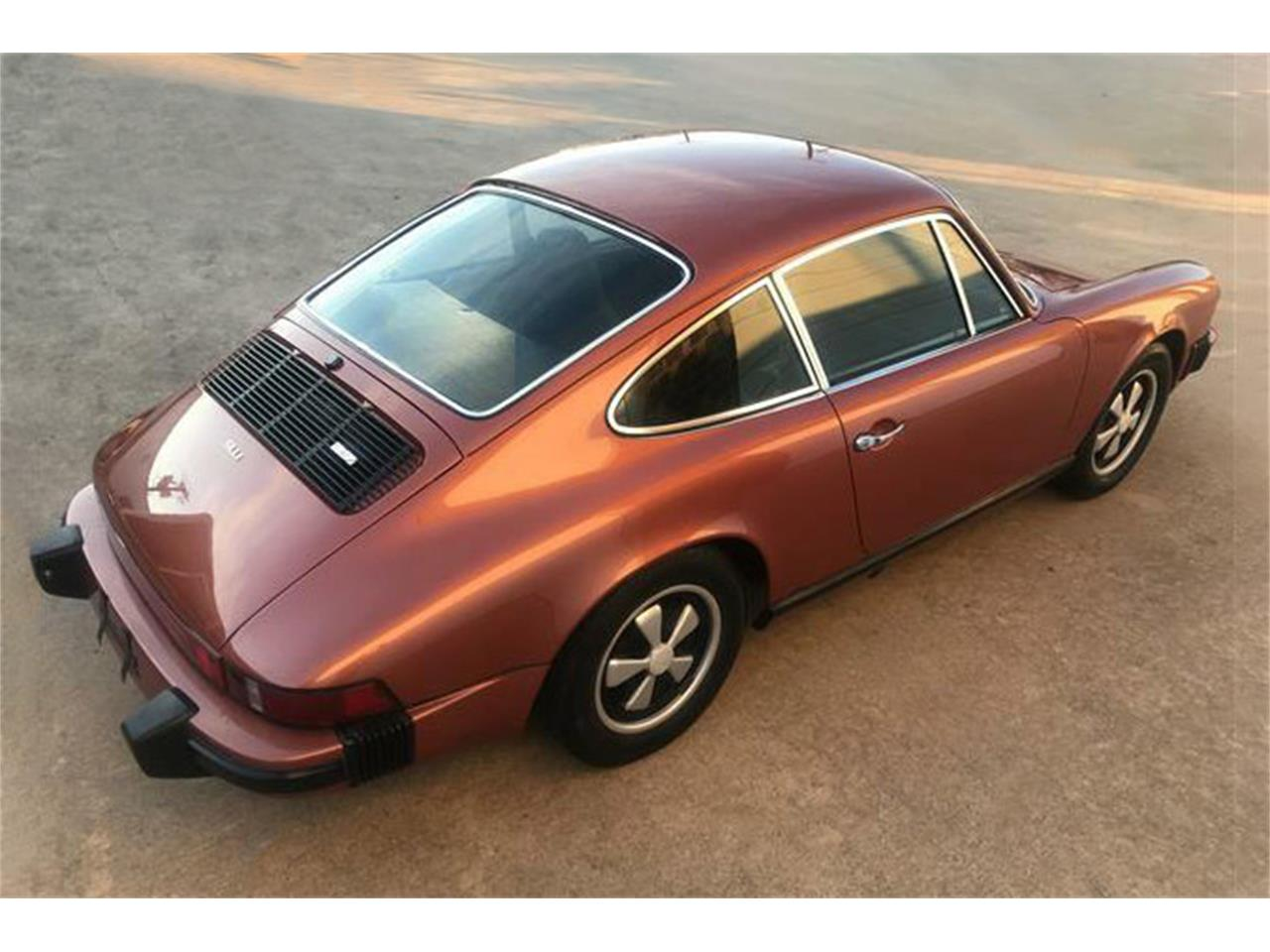 Large Picture of '74 Porsche 911 located in Connecticut Auction Vehicle Offered by Barrett-Jackson - QBBS