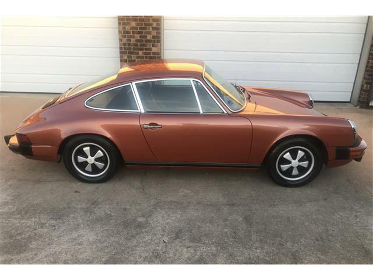 Large Picture of '74 911 Auction Vehicle - QBBS