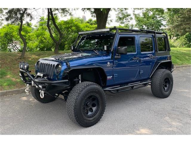 Picture of '10 Wrangler - QBBY