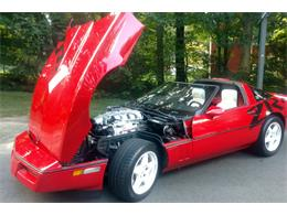 Picture of 1990 Chevrolet Corvette Auction Vehicle Offered by Barrett-Jackson - QBC3