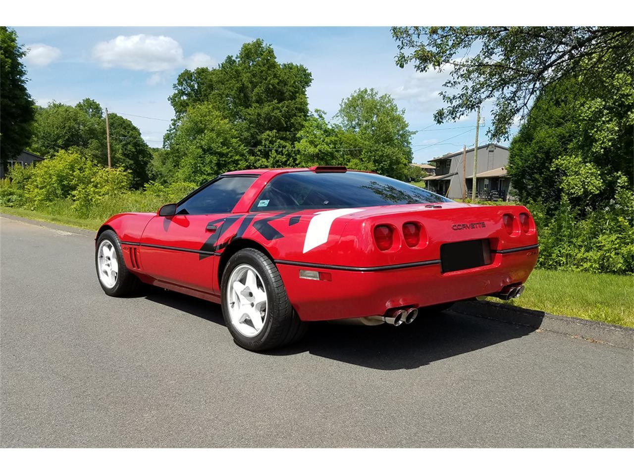Large Picture of '90 Corvette Auction Vehicle - QBC3