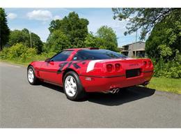 Picture of '90 Chevrolet Corvette located in Uncasville Connecticut Auction Vehicle - QBC3