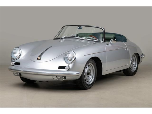 Picture of Classic 1960 Porsche 356 located in Scotts Valley California Auction Vehicle - QBC4