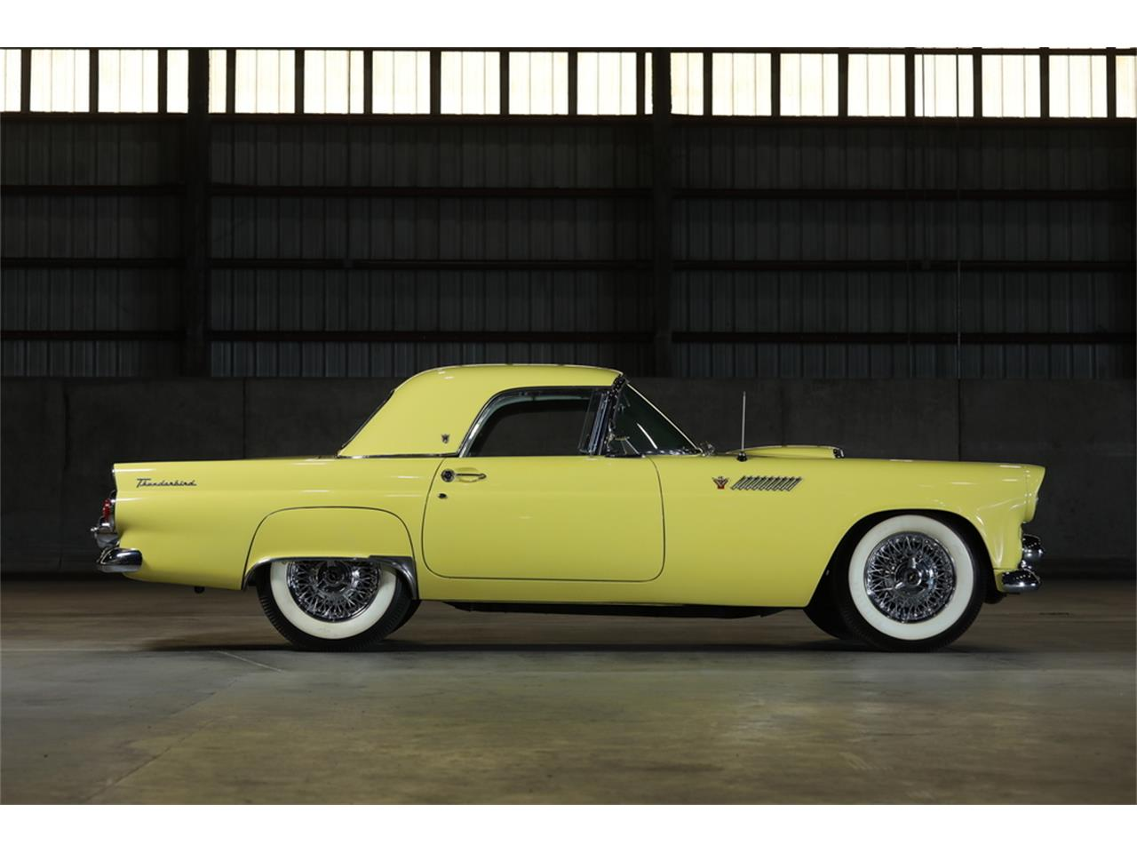 Large Picture of '55 Thunderbird - QBCF
