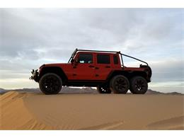 Picture of '16 Wrangler - QBCQ