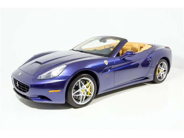 Picture of 2011 Ferrari California located in Connecticut - QBCT