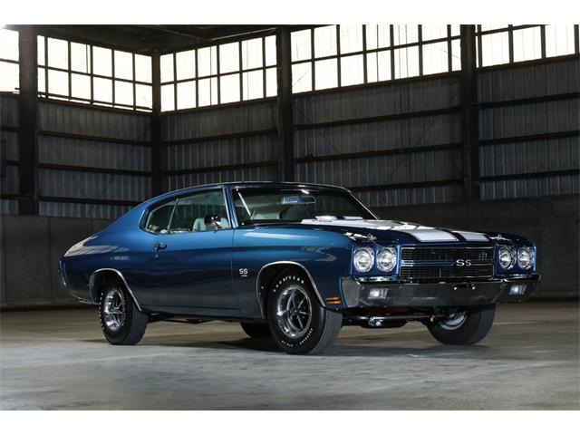Picture of 1970 Chevrolet Chevelle SS located in Uncasville Connecticut Auction Vehicle Offered by  - QBCY