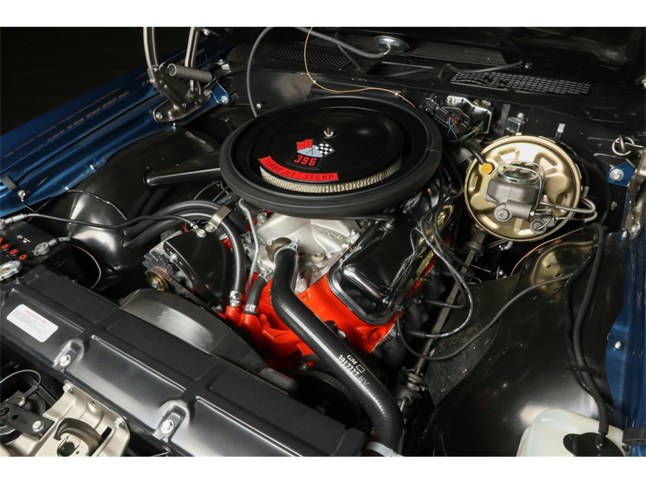 Large Picture of '70 Chevelle SS - QBCY
