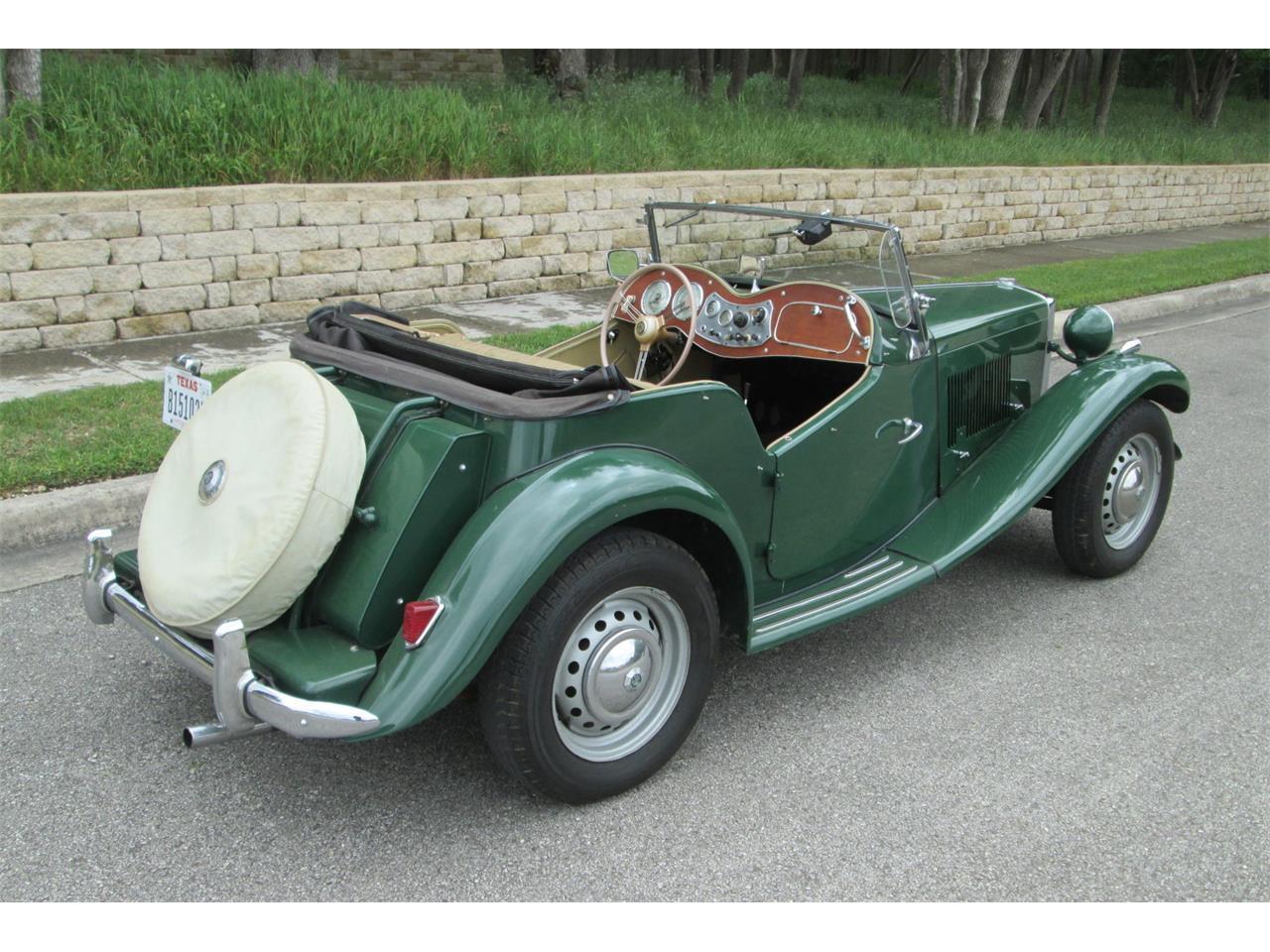 1953 MG TD for Sale | ClassicCars com | CC-1220778