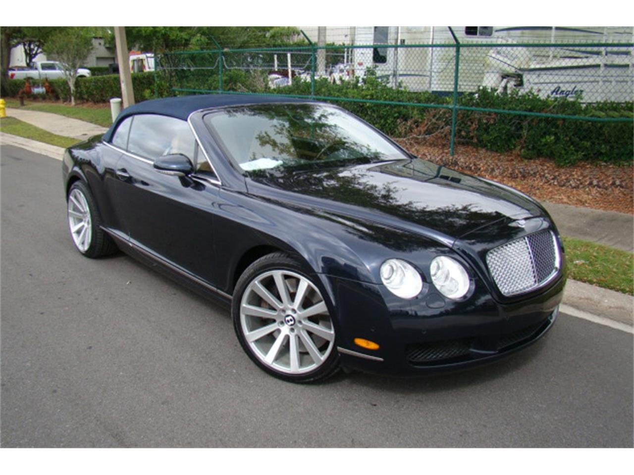 Large Picture of '07 Continental GTC - QBD2