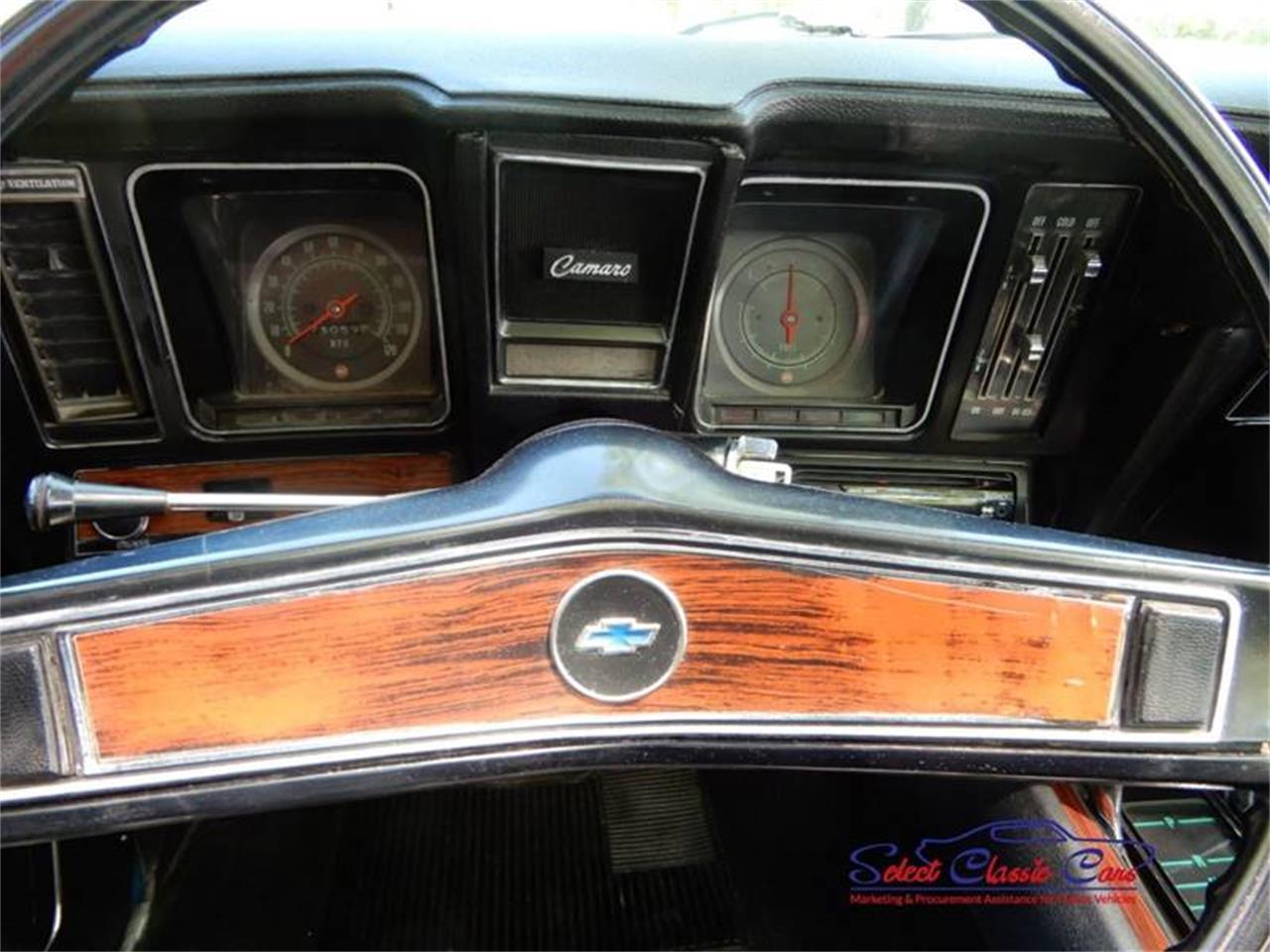 Large Picture of '69 Camaro - QBD7