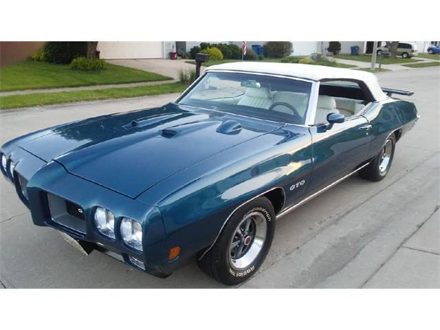 Picture of '70 Pontiac GTO - $62,500.00 Offered by  - QBD9