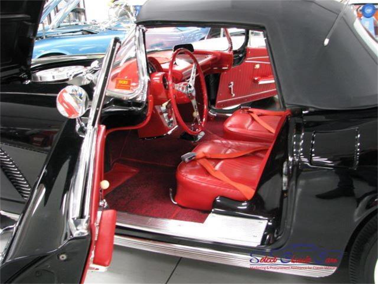 Large Picture of '62 Corvette - QBDF