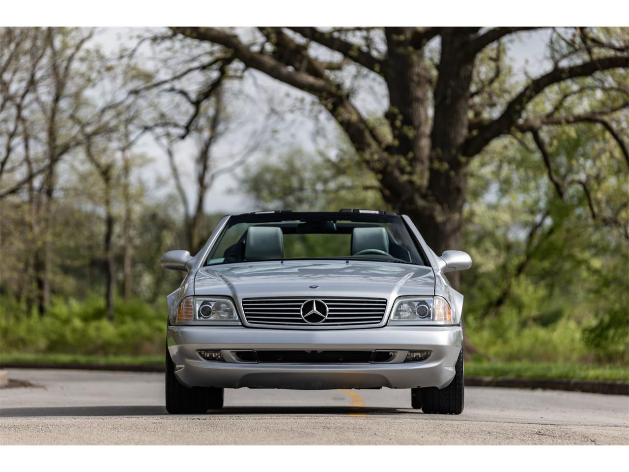 Large Picture of '02 SL500 - QBDI