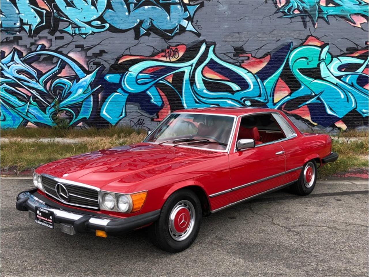 Large Picture of '77 450SL - Q5F2