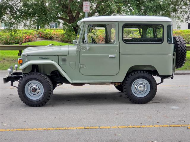 Picture of '76 Land Cruiser FJ40 - QBDL