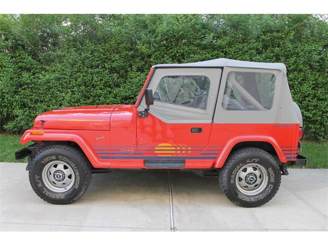 Picture of 1989 Jeep Wrangler located in New Jersey - QBDU