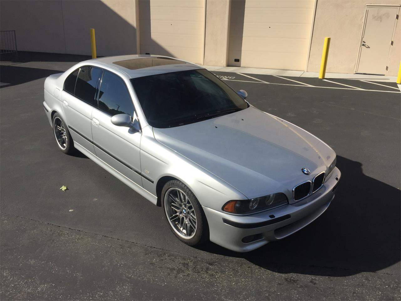 Large Picture of '02 M5 - QBE9