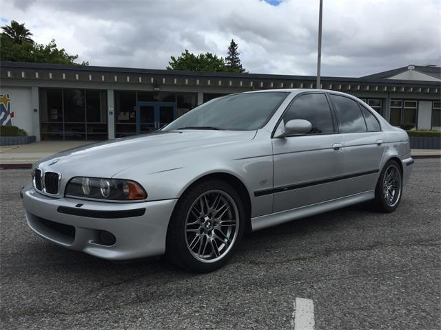 Picture of 2002 BMW M5 located in Sunnyvale California Auction Vehicle Offered by  - QBE9