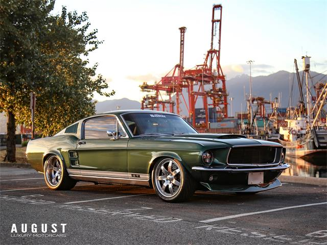 Picture of '67 Mustang - QBEA