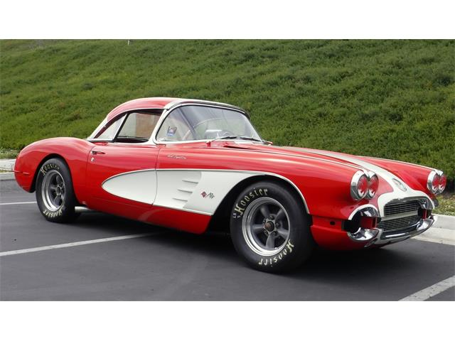 Picture of '60 Corvette located in California Auction Vehicle Offered by  - QBEE
