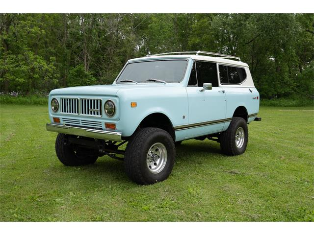 Picture of Classic '73 Scout II located in Wisconsin Offered by  - QBEG